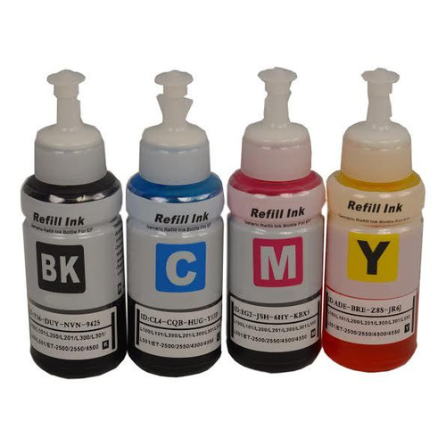 664 Generic Refill Bottle set of 4