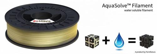 AquaSolve - PVA 1.75mm Natural 50 gram