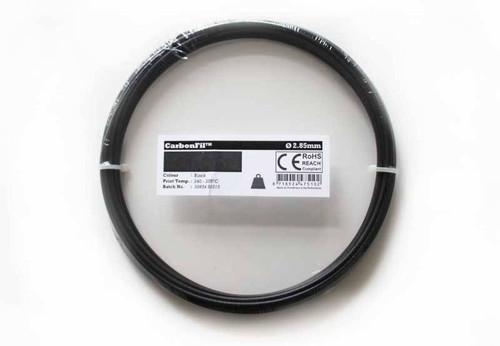 CarbonFil 2.85mm Black 50 gram