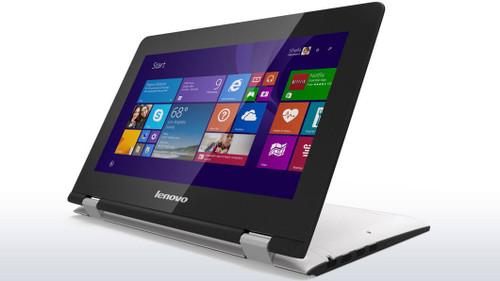 """11.6"""" Lenovo Yoga 300 Touch Pentium N3700 4GB 500GB W10 - 80M1007RAU"""