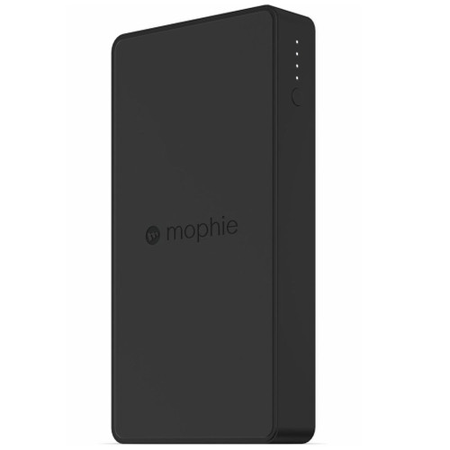 Mophie Charge Force Power Station Wireless 10000 MAH - BLACK