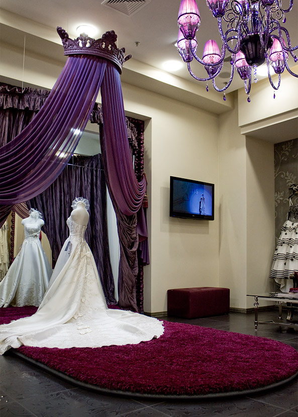 Decorating tips for your wedding boutique indoor for Boutique decoration