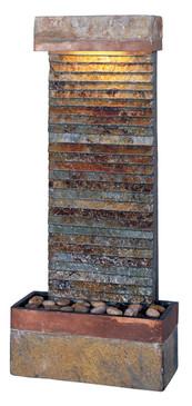 Tacora Horizontal Tabletop | Wall Fountain