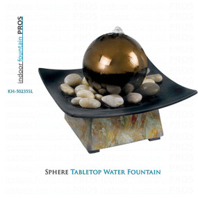 Bliss Indoor Tabletop Fountain