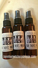Four Thieves Vinegar, for Cleansing, Banishing, and Protection