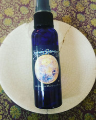 Mercury Retrograde Spray for Survival, Reversal, Gemstone Infused