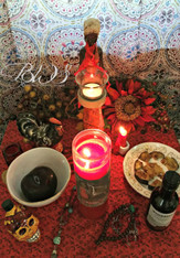 7 Day Altar Working for Oya, Spirit of Change, Transformation, Business, Fertility