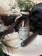 Louisiana Hoodoo Swamp Witch Bottle by Mama Grace