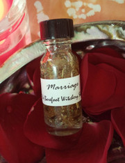 Marriage Oil, Bless A Marriage or Handfasting