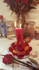 Reconciliation Figural Candle Spell, Performed For You