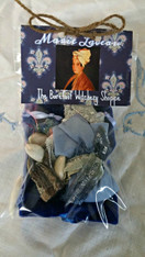Marie Laveau Spirit Bag, Altar Set With Gris-Gris, Offerings