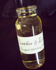 Leather & Lace Oil