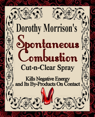 Dorothy Morrison's Spontaneous Combustion
