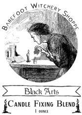 Black Arts Candle Fixing Blend
