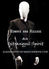 Remove and Release Intranquil Spirit