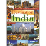 Destination India (2 DVD SET)