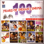 100 Years Of Indian Cinema Set 1