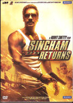 Singham Returns-DVD 2014