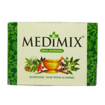 Medimix Real Ayurveda Ayurvedic Soap with 18 herbs
