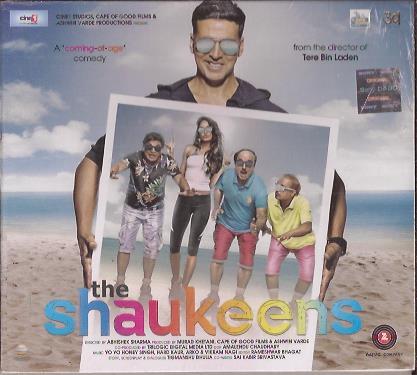 The Shaukeens CD 2014