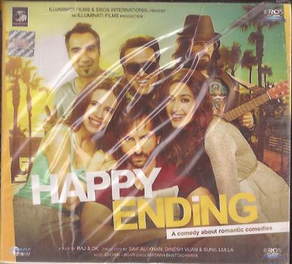 Happy Ending CD2014