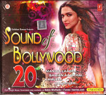 Sound Of Bollywood  20 -2 CD SET 2014