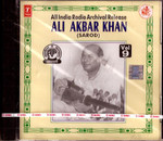 Ali Akbar Khan-Sarod / CD 1997 / Vol 8
