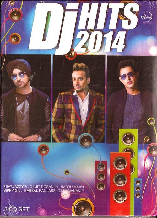 DJ Hits 2014 / 2 CD SET 2014