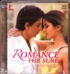 Romance For Sure / DVD 2014 / 45 BEST SONGS BOLLYWOOD / HINDI