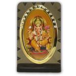 Ganesh Religious Icon Rectangle