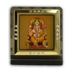 Ganesh Religious Icon Square