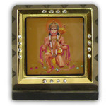 Hanuman Religious Icon Square