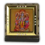 Ram Family Religious Icon Square
