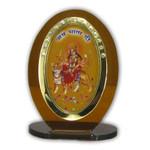 Mata Religious Icon Oval