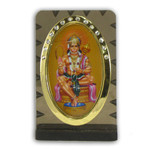 Hanuman Religious Icon Rectangle