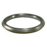 Gold Rim Thick Heavy Sikh Kara Bracelet