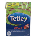 Tetly Masala Tea - 5.08 oz box of 72 bags