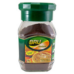 Bru Instant Coffee and Roasted Chicory - 100g Jar