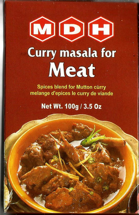 MDH-Curry Masala For Meat