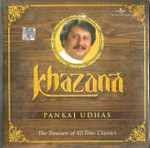 Khazana The Treasure Of All Time Classics -Pankaj Udhas / 3 CD SET