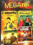 Mega Hits Z-Security,Dildariyaan,Gallan Hundiyan,Pyar Jatt Da / 2 CD SET