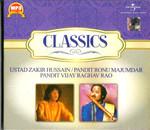 Classics-Ustad Zakir KHussain / Randit Ronu Majumdar Pandit Vijay Raghav Rao / MP3