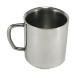 Stainless Steel Coffee Mug Cup
