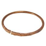 Copper Kada Bracelet - Hindu Kara