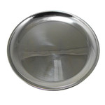 Stainless Steel Serving Plate - 7.25 inches