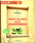 Vedic Sugar Balance Juice  / 500 ML  X2 pics ( Blood Sugar Organic )