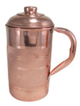 LaCoppera Tableware Collection Copper Serving Jug, 1600ml