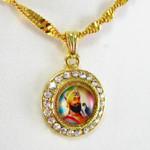 Guru Gobind Singh Circle Necklace