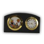 Clock Guru Gobind Singh and Guru Nanak 1