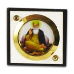 Square Icon Guru Nanak Sitting